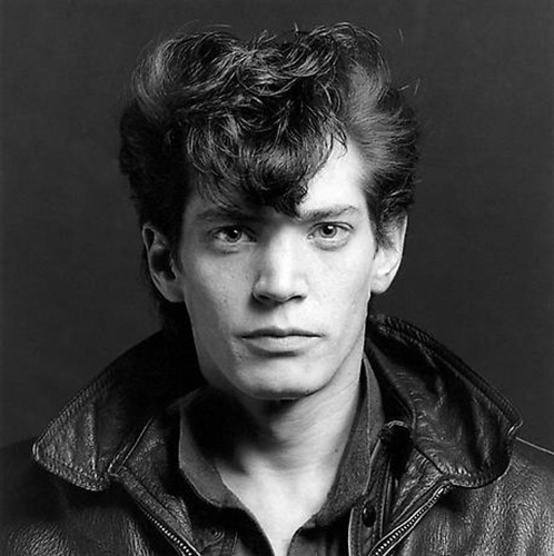 Autorretrato-1980, Robert Mapplethorpe