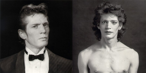 Autorretratos 1986-1980-Mapplethorpe