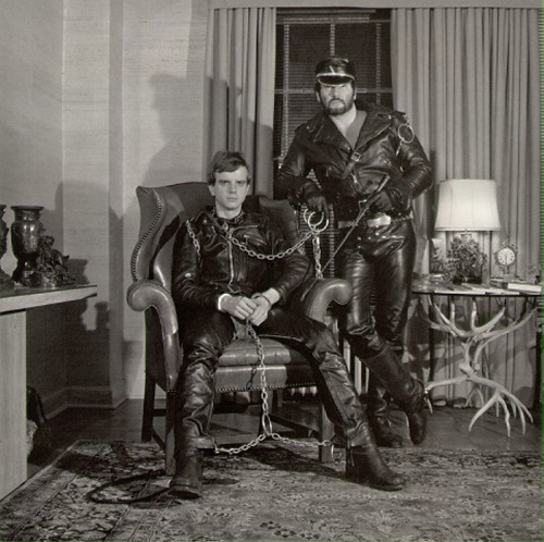 Brian Ridley and Lyle Heeter-1979, ROBERT MAPPLETHORPE
