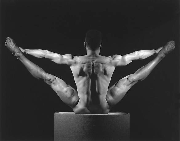 Derrick Cross-1985-Robert Mapplethorpe