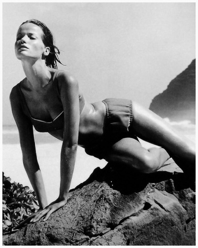 Hawaii-1965 photo Horst P Horst