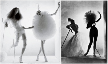 Horst P Horst vs Tim Walker-2008-1939