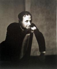 Irving Penn, 1951, foto de Horst P Horst