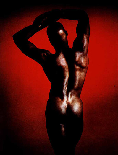 Ken Moody-1984-ROBERT MAPPLETHORPE