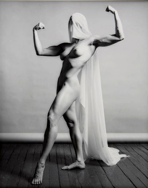 Lisa Lyon-1982-Robert Mapplethorpe