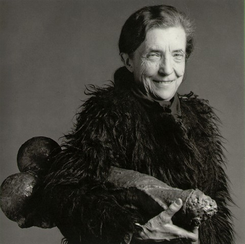 Louise Bourgeois-1982, Robert Mapplethorpe