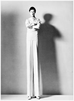 Moda de altura, 1963, Horst P Horst