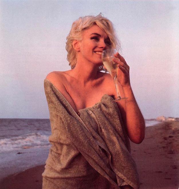 Marilyn Monroe fotografia de George Barris