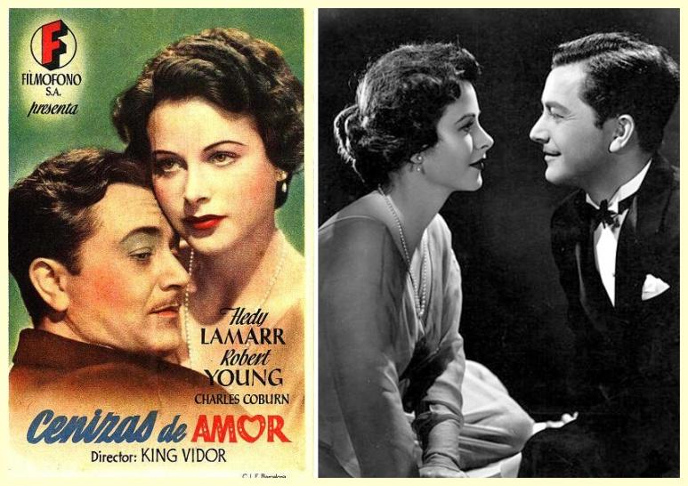 Cenizas de amor, 1941, King Vidor