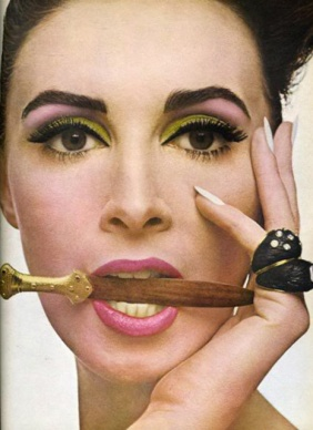 Dorian Leigh-VOGUE-1964