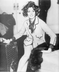 Henry Clarke, Suzy Parker para Chanel, 1960