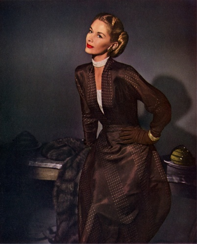 John Rawlings, Lisa Fonssagrives, 1947