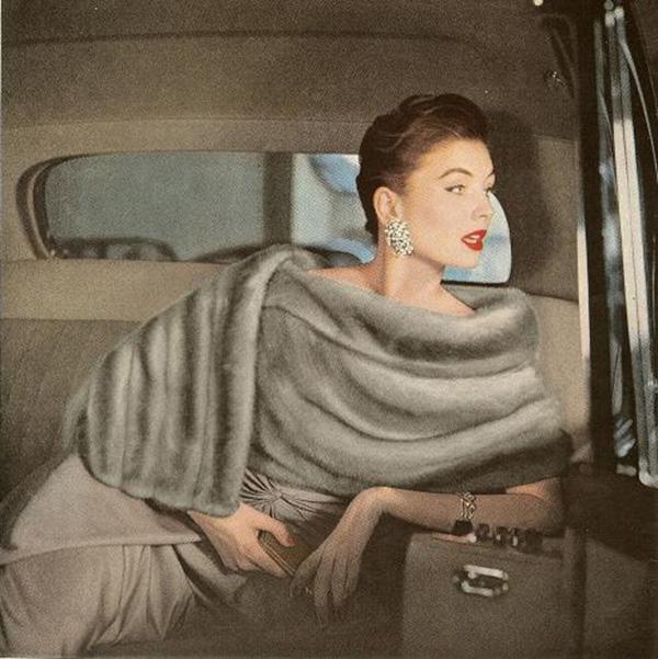 Suzy Parker para Harper's Bazaar, November 1955